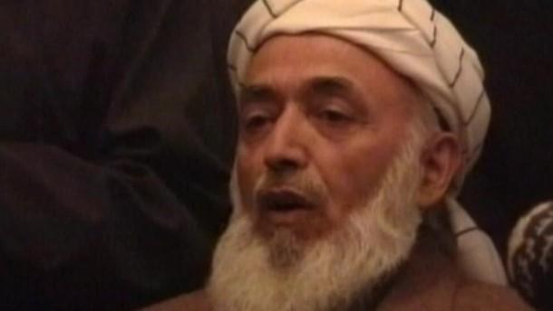 Taliban bekennen sich zu Anschlag auf Rabbani