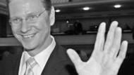 FDP goes online: Guido Westerwelle