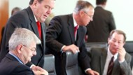 Kanzleramt: Kabinett in Klausur am Sonntag