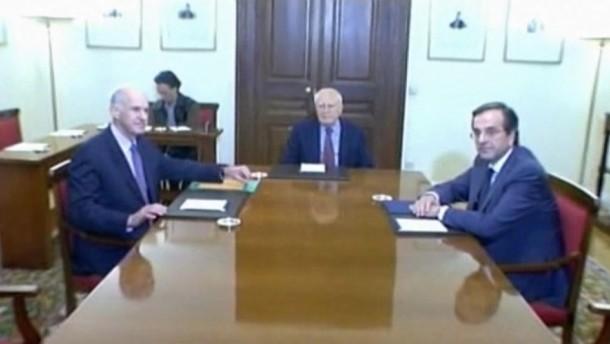 Chef der neuen Regierung soll am Montag feststehen - Neuwahlen Mitte Februar angestrebt