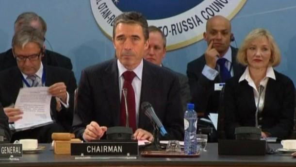 Nato und Russland erzielen keine Einigung