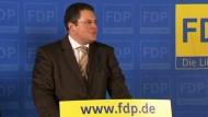 Patrick Döring soll neuer FDP-Generalsekretär werden