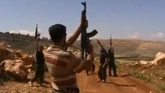 Kämpfe in Syrien nehmen an Schärfe zu