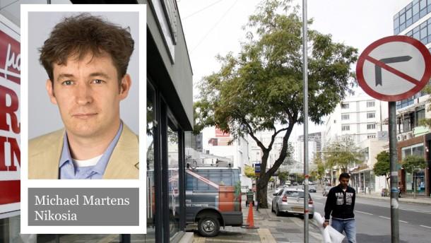 F.A.Z. Korrespondent Michael Martens aus Nikosia