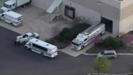 Poststelle wegen Fund von lebensgefährlichem Rizin geschlossen - Zusammenhang mit Anschlag von Boston unklar - FBI ermittelt