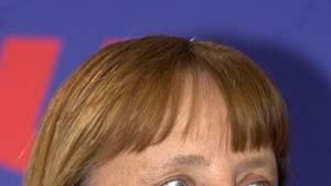 Merkel allein auf weiter Flur