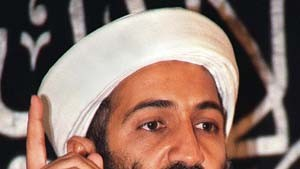 Polizei nimmt mutmaßliche Bin-Laden-Anhänger fest