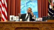 Nach gut dreißig Jahren haben die Staatschefs des Iran und der USA direkt miteinander gesprochen.