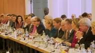 Schwarz-Rot will in der nächsten Verhandlungsrunde das Thema Europa angehen.