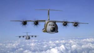 Entscheidung über Airbus A 400 M verschoben