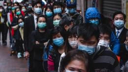 Sollte bald jeder eine Maske tragen?