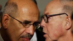 Baradei nennt Geheimdienstbeweise krude Fälschungen