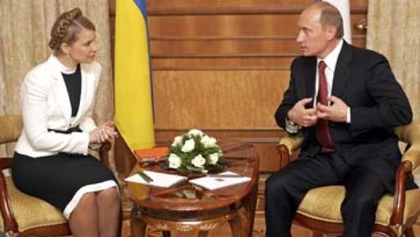 Moskau und Kiew versuchen Neuanfang