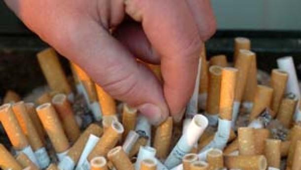 Union stellt klar: Wollen Zigaretten nicht verbieten