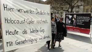 Karlsruhe bestätigt Verbot von Holocaust-Kampagne