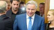 Ein langer Abstieg: Klaus Wowereit