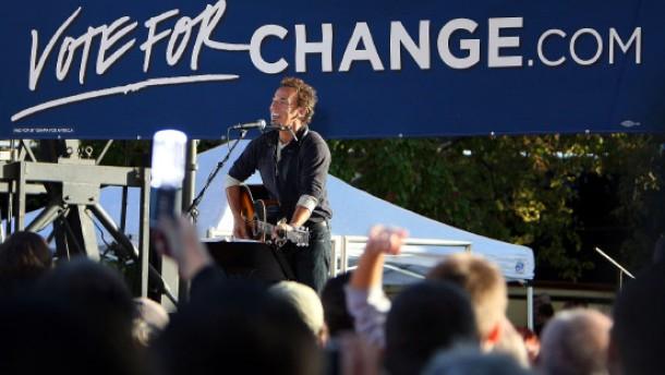 Musik für Obama