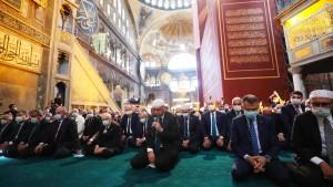 """Erdogan und die """"fehlenden Gebiete"""" der Türkei"""