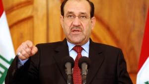 Maliki gibt nicht auf