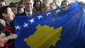Das Kosovo als Präzedenzfall?