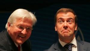 Steinmeier will EU-Engagement für die Krim