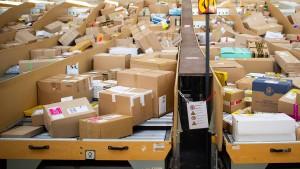 Post erwartet Paketrekord