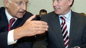 Stoiber will Köhlers Agenda vorlegen