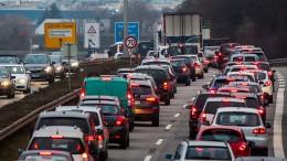 Nationalakademie Leopoldina sieht Fahrverbote kritisch
