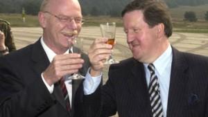 Robertson: Keine Entscheidung über Irak-Angriff