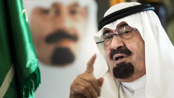 Warum Riad trotz Bedenken Obama hilft