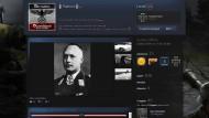 Rechtsradikale Gamer: Ein Profil auf der Spieleplattform Steam