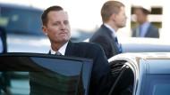 Amerikas Botschafter Grenell hatte Deutschland zuletzt im Streit um Huawei und das deutsche 5G-Netz gedroht.