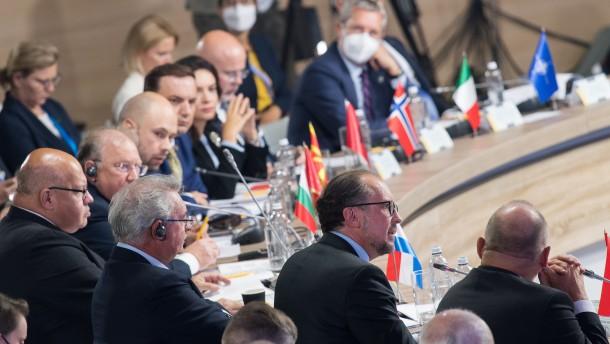 Ukraine richtet Gipfeltreffen zur Zukunft der Krim aus