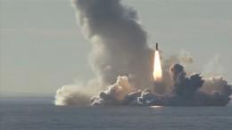 Russisches Militär demonstriert Stärke