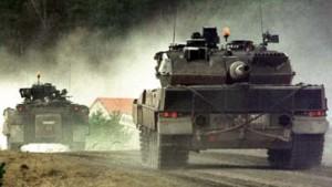 Grüne: Keine Lockerung bei Rüstungsexporten