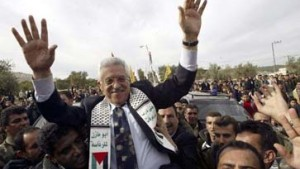 Der Mann Arafats wird zum Mann der Massen