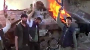 Assads Gegner glauben nicht mehr an politische Lösung