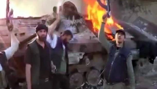 Syrien erklärt westliche Botschafter für unerwünscht
