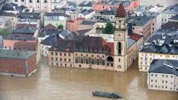 Der Einfluss des Klimas auf die Flusshochwasser