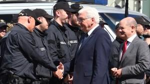 Steinmeier gegen Auslagerung von G-20-Gipfeln