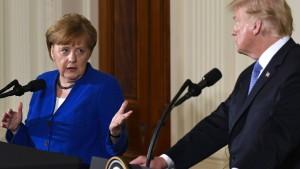 Der französische Freund und die kühle Deutsche