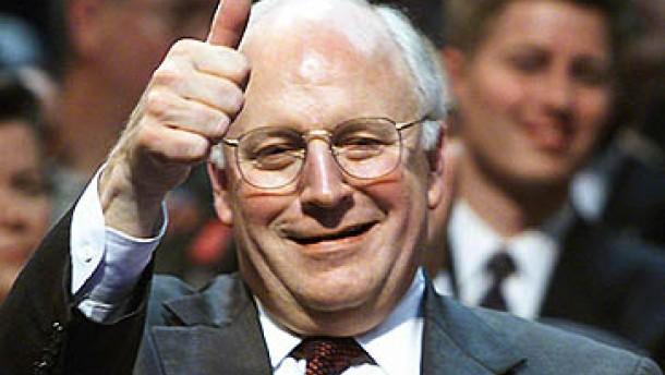 Cheney soll von Bilanztricks gewusst haben