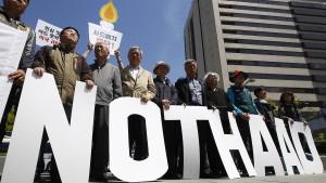 China protestiert gegen amerikanische Raketenabwehr