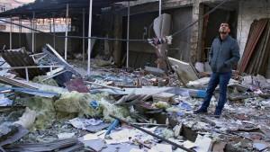 Türkei verkündet Sieg gegen PKK in Cizre