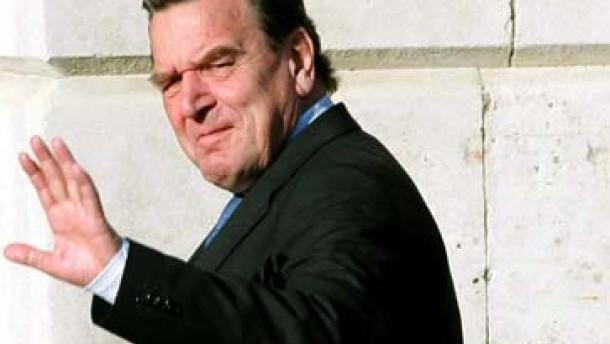 Schröder lehnt Globalisierungsfonds ab