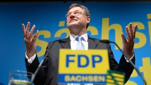 Die FDP kämpft gegen den nächsten Untergang