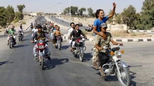 IS-Terrormiliz erhält starken Zulauf