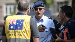 Ukraine und Niederlande einigen sich auf Polizeimission für MH17