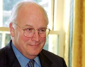 Dick Cheney Unfall mit Pistole