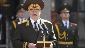 Lukaschenka trifft Oppositionelle